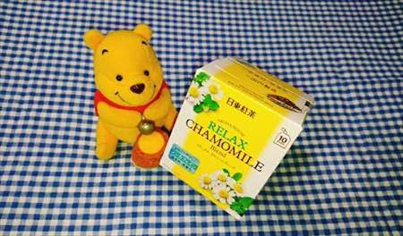 日東紅茶の「リラックス カモミールブレンド」